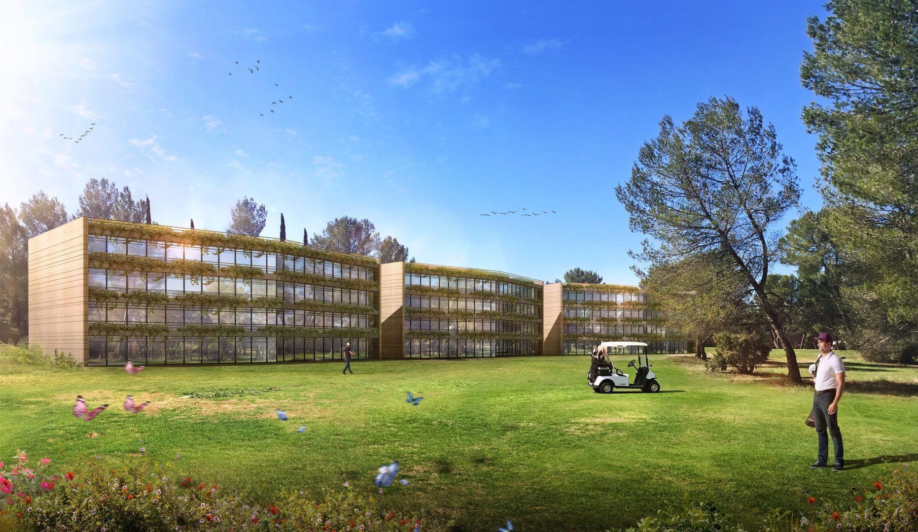 20 – Golf club Leo KB vue 02